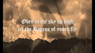 Bathory   Shores in Flames video   lyrics