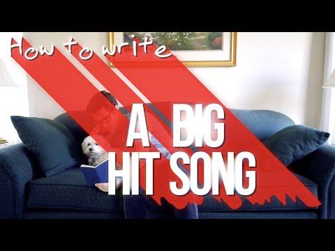 "John Paciga - ""Big Hit Song"" lyric video"