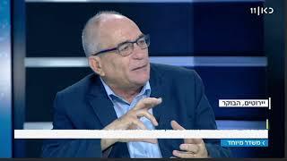 """""""העימות בין ישראל לג'יהאד האסלאמי הוא חלק ממערכה רחבה מול איראן"""""""