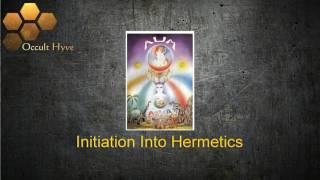 Initiation Into Hermetics   Franz Bardon