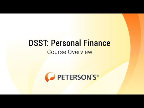 mp4 Personal Finance Dsst, download Personal Finance Dsst video klip Personal Finance Dsst