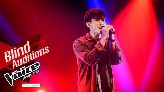 เจมส์ - ทนพิษบาดแผลไม่ไหว - Blind Auditions - The Voice Thailand 2019 - 14 Oct 2019