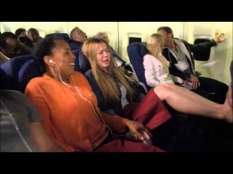 Sharknado 2: Sharks On A Plane - Sneak Preview