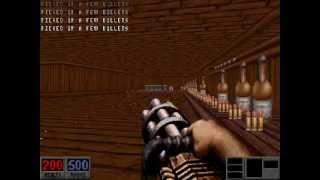 Monolith BLOOD - Special - Weapons MOD _ DEMO - Minigun