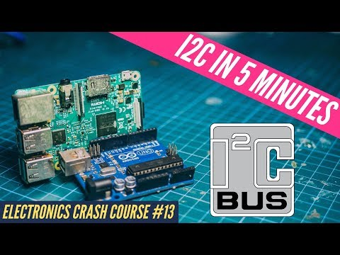 Download Connecting Arduino With Multiple I2c Devices Video