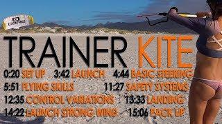 #4 Kiteboarding Beginner – How to fly a kite