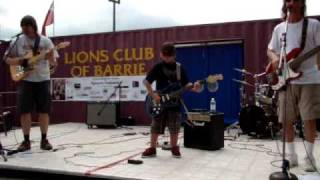 SPENCER GRABINSKY - COULD HAVE BEEN A LADY - APRIL WINE COVER AT KEMPENFEST AUG.2009