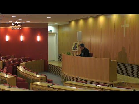Discours de cloture de l'assemblée plénière des évèques de France