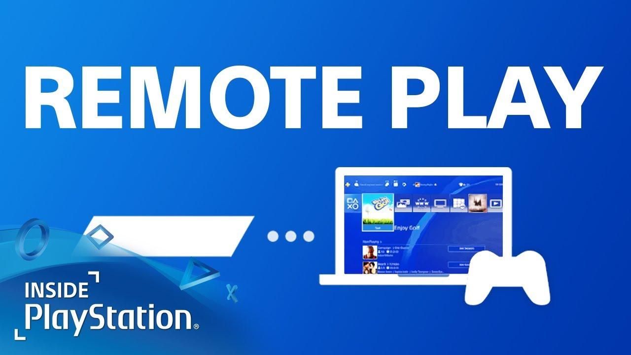 Remote Play: PlayStation 5-Games auf eurer PS4 spielen