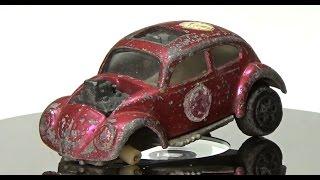 Redline Restoration: 1968 Hot Wheels Redline Custom Volkswagen