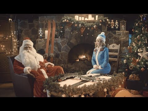 Видеопоздравление от Деда Мороза (образец)