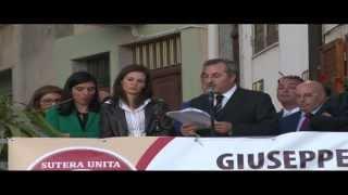 preview picture of video 'I COMIZIO LISTA SUTERA UNITA'