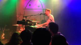 Jukebox the Ghost @ The Crocodile, Seattle WA 1/27/15 - Hold It In