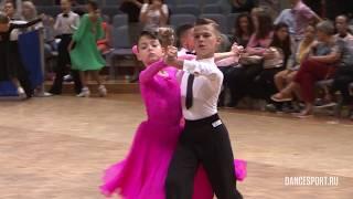 Maxim Tereshin - Uliana Zelikovskaya, RUS, Final Tango