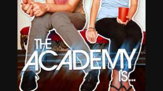 The Academy Is... His Girl Friday Lyrics