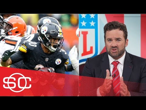 3794a6d9e NFL Analysis  James Conner comes up big for Pittsburgh Steelers vs. Browns