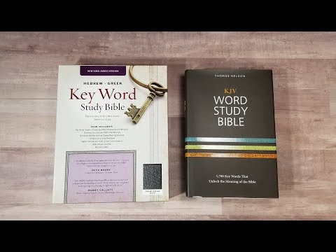Bible Keyword Searches Software