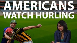 Americans Watch Hurling For The First Time