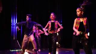 STEPOUT 2018 | World Dance Medley | SumeetsStep2Step