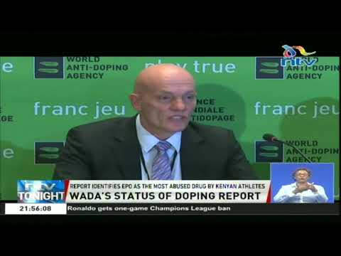 Report identifies EPO as the most abused drug by Kenyan athletes