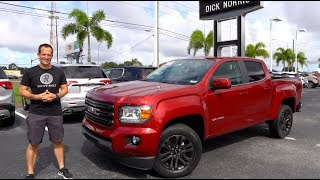 Is The 2020 GMC Canyon A GOOD Or GREAT Midsize TRUCK?