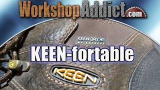 KEEN Utility Pittsburgh & Mt Vernon Work Boots