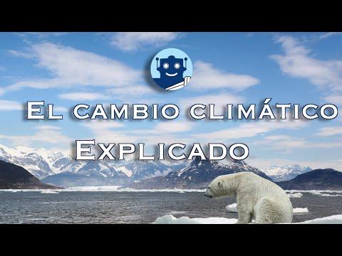 EL CAMBIO CLIMÁTICO EXPLICADO