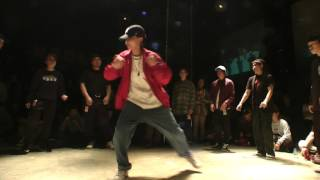 LOCK E circle / FUNKY CHICKEN 2017 DANCE BATTLE