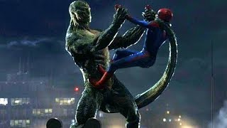 Spider-Man vs The Lizard Final Fight Scene - The Amazing Spider-Man (2012) Movie CLIP HD