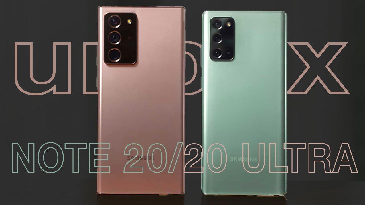 Mở hộp bộ đôi Galaxy Note 20, Note 20 Ultra: Có xứng đáng với giá ?