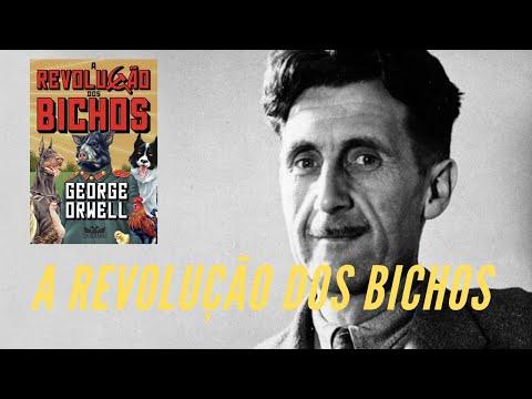 A revolução dos bichos ?como foi ler essa história pela 1ª vez? ?de George Orwell