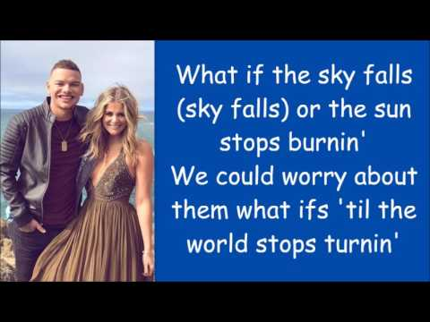 Kane Brown ft. Lauren Alaina ~ What Ifs (Lyrics)