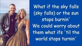 Kane Brown Ft. Lauren Alaina ~ What Ifs (Lyrics)