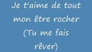 J'ai Besoin De Toi Par Alan Cavé (texte)