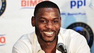 Maurice Edu: 'I feel like I'm home again'