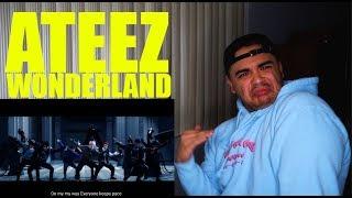 ATEEZ(에이티즈)   'WONDERLAND' MV Reaction 😳🙌🏽  [THEY WOKE ME UP!]