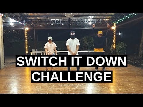 SWITCH IT DOWN CHALLENGE