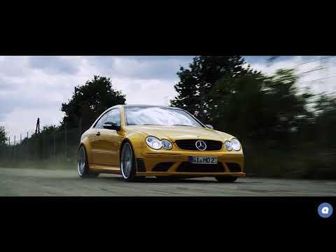 audiocityusa   Mercedes CLK Widebody   Wasteland Monster   Ferrada Wheels FR3