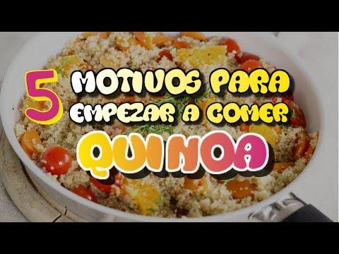 5 motivos para empezar a comer quinoa ⭐⭐⭐⭐⭐