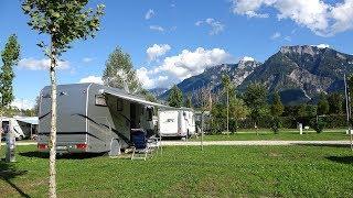 Camping Stellplatz Lago Levico Italien