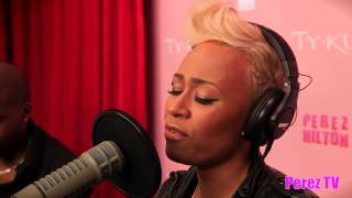 "Emeli Sande - ""Next To Me"" (Acoustic Perez Hilton Performance)"