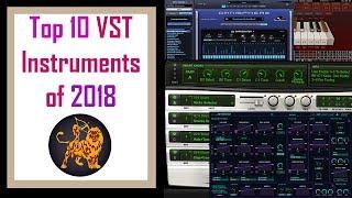 Top 10 Vst Instrument Plugins of 2018