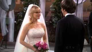 Extrait : Mariage de Bernadette et Howard