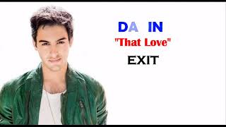 """That Love"" - Darin (Lyric Video)"