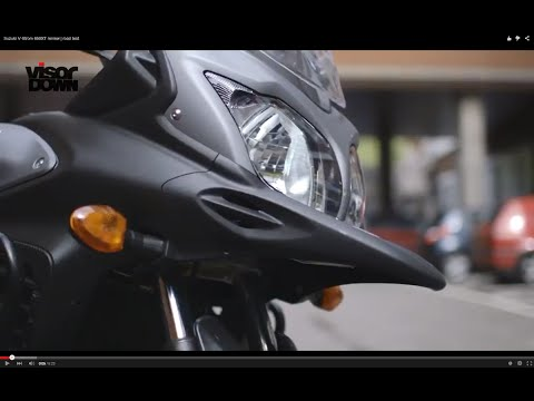 Suzuki V-Strom 650XT review | Visordown Road Test