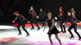Stars on Ice 2018 Cast Opening Number