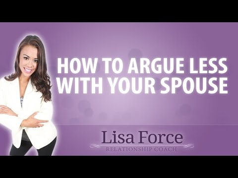 How to Argue Less With Your Spouse - And Prevent Escalation