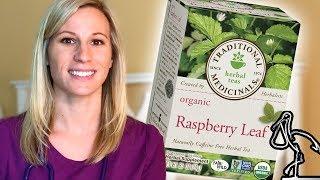 RED RASPBERRY LEAF TEA PREGNANCY