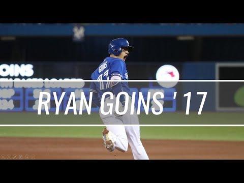 Ryan Goins - Toronto Blue Jays - 2017 Highlight Mix HD