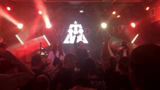 The Word Alive - Hounds of Anubis, Epiphany, The Wretched (Live)